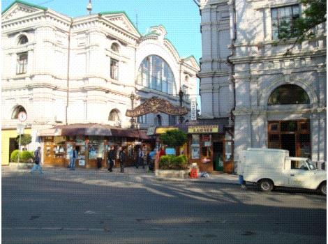 Корпус №2 - фасад /Торговая