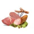 Мясо и мясопродукты, колбасные изделия, копчености