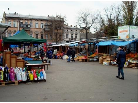 Корпус №2 - Оптовый рынок