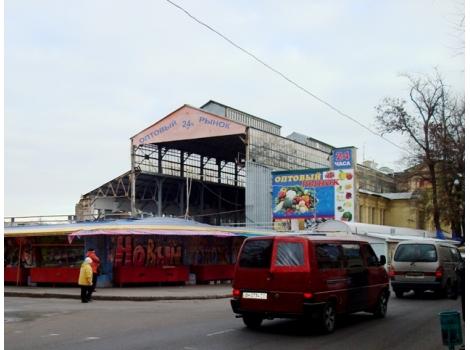 Корпус №2 - Торговый центр